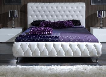 Двуспальная кровать модель 002