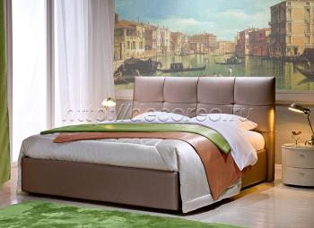 Двуспальная кровать модель 003