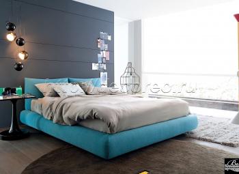 Двуспальная кровать модель 010