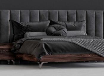 Кровать Torino decoreo
