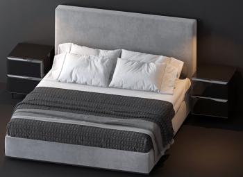 Кровать napoli decoreo