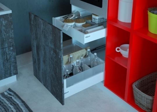 Кухня Decoreo Estra