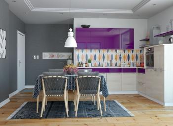 Кухня Decoreo Suzett