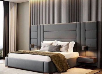Кровать Letto Titanio