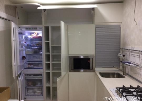 Кухня Decoreo Project 9