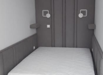 Кровать Decoreo project1