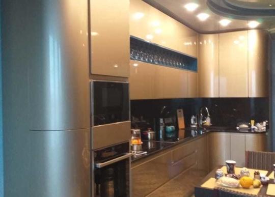 Кухня Decoreo CosmoDoro