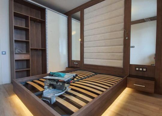Кровать парящая  FlyStyle