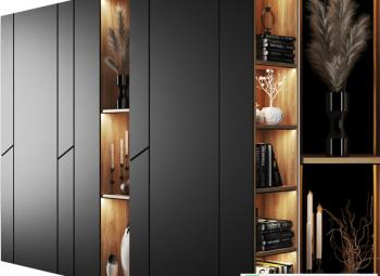 Шкаф Baden в эмали
