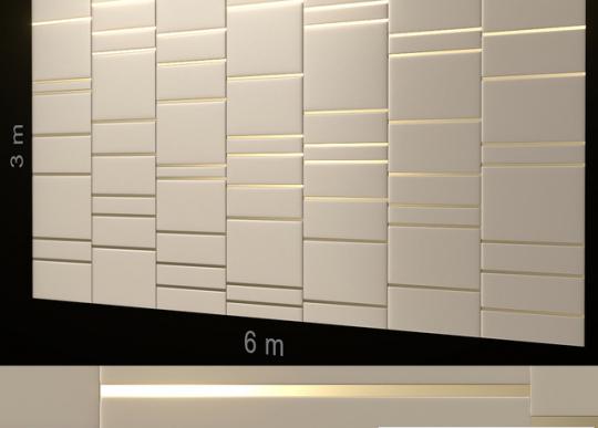 Мягкая панель Design 2