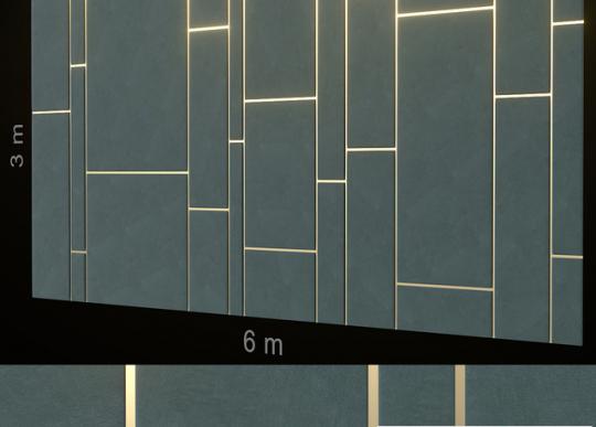 Мягкая панель Design 3