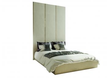 Кровать с мягкими панелями Vale